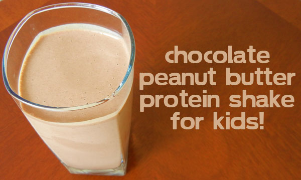 Kid-Friendly, Weight-Gain Shakes Some protein shakes can safely and effectively help underweight children gain weight. Safe weight-gain shakes for children are nutrition shakes that are high in calories, provide the right balance of carbohydrates, protein and healthy fats, .
