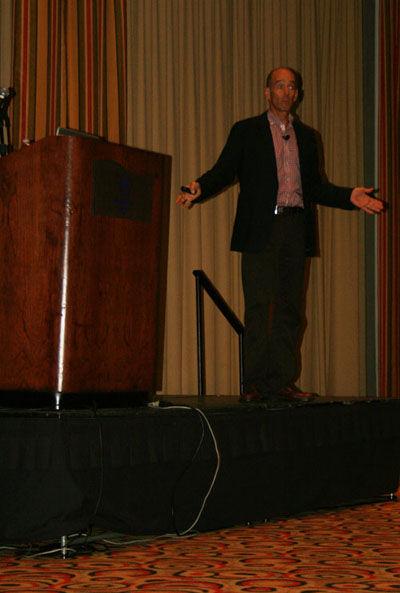 Dr. Mercola Speaking at the Wise Traditions Conference