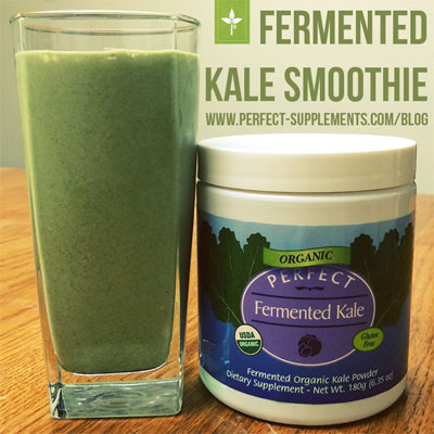 fermented-kale-smoothie