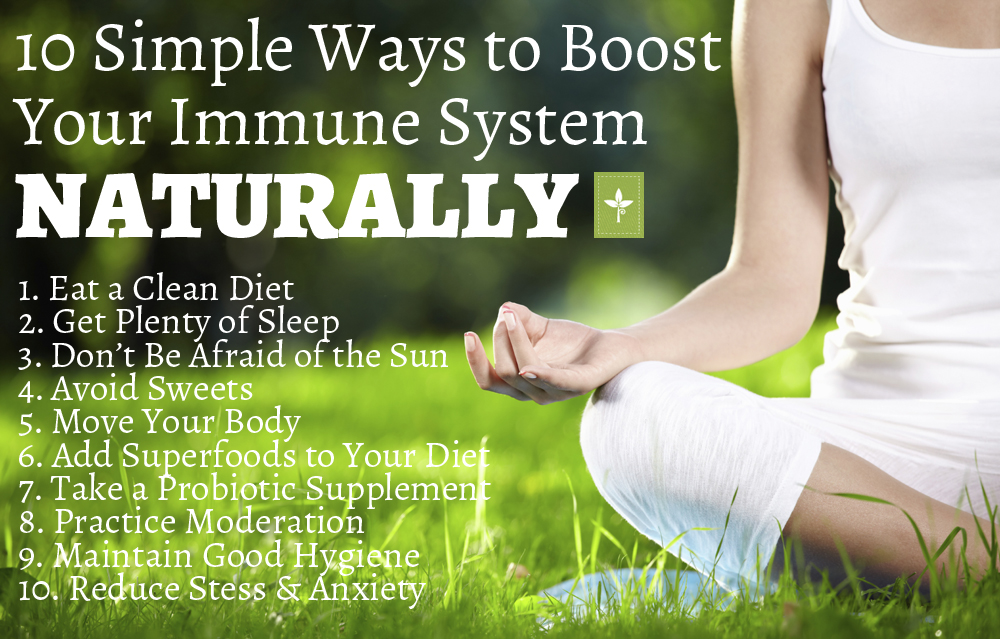 Build Immune System To Children
