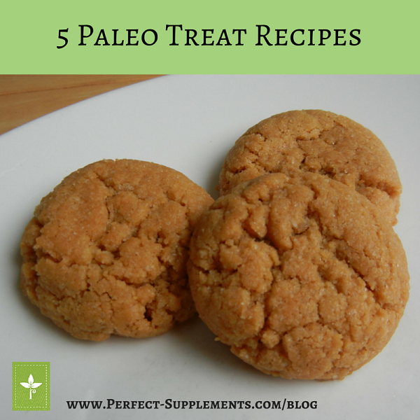 5 Paleo Treat Recipes600