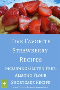 5 Favorite Strawberry Recipes (1)