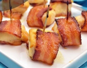 Bacon-Chicken-Bites-quick-and-easy-recipe-for-parties-and-potlucks