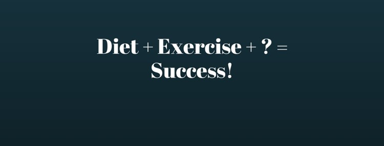 Diet+Exercise + - =Success!