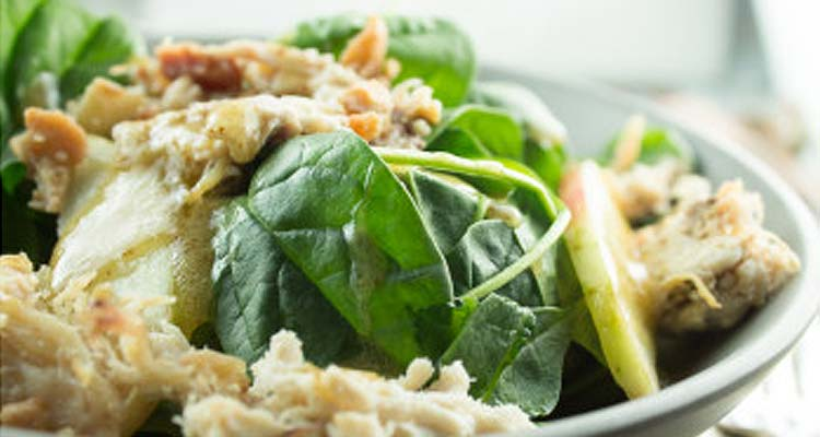 paleo-autumn-spinach-salad