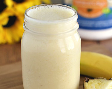 bananapineapplesmoothie